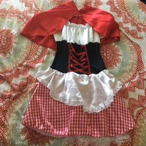 Red Riding Hood Halloween costume - Size M